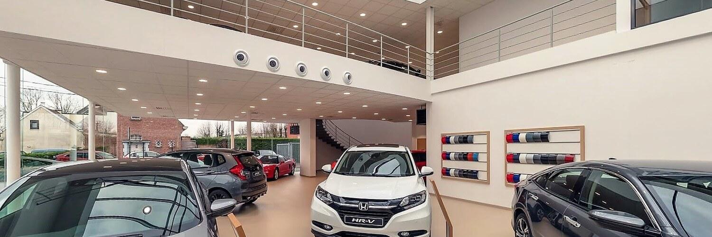 GN Light - Honda Theys Lier