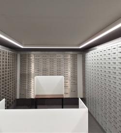 Bank - Kluizenkamer