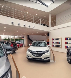 Honda garage Theys - Lier