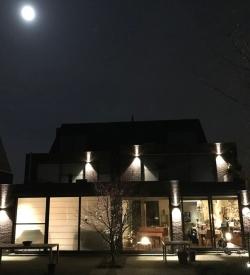 Privé-woning - buitenproject
