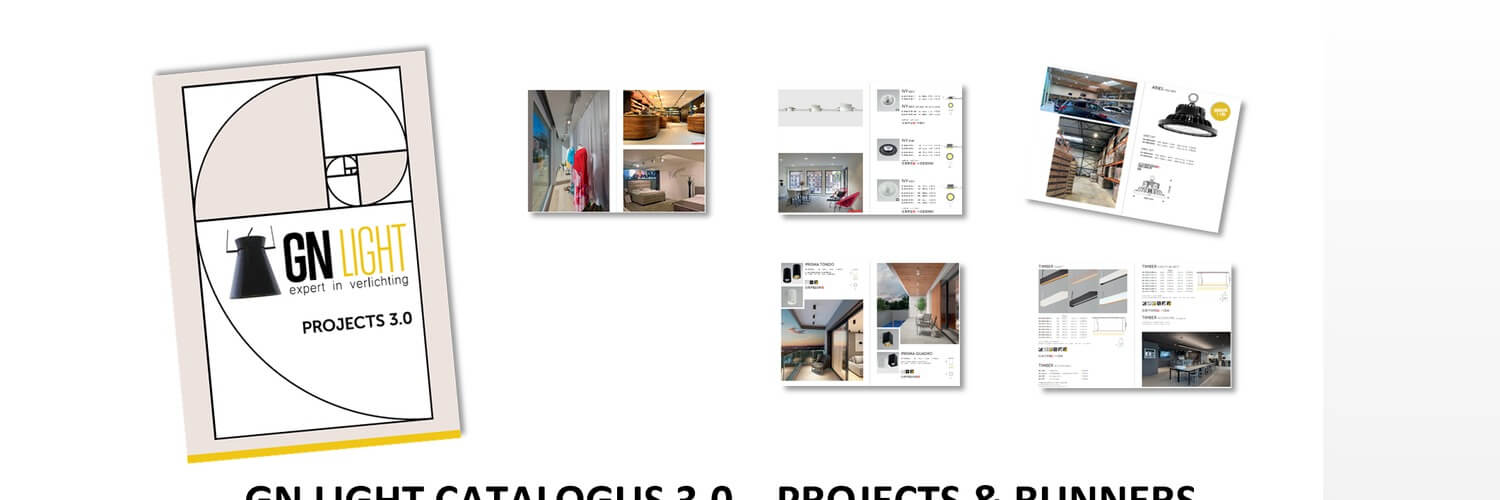 GN Light - Catalogus 3.0 Projects & Runners