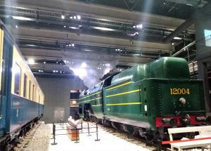 Trainworld - Schaarbeek